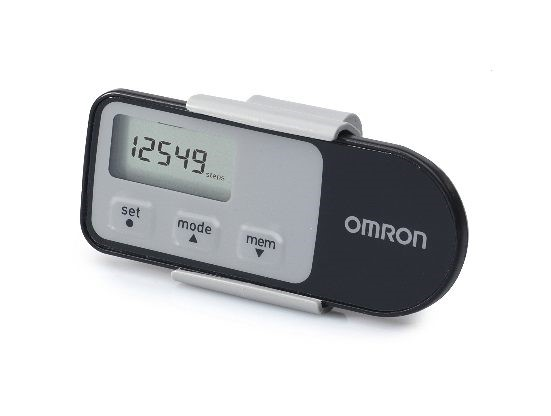 Omron Walking Style 1 2.1 side view